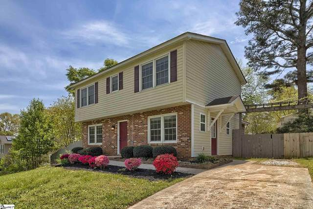 302 Jamestown Road, Easley, SC 29640 (#1442253) :: Coldwell Banker Caine