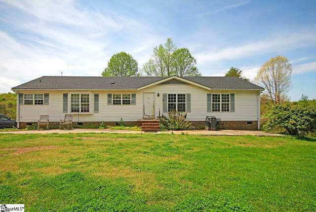 1145 Chinquapin Road, Travelers Rest, SC 29690 (MLS #1442275) :: Prime Realty