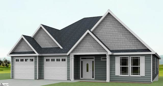 41 Double Crest Road Lot 23, Taylors, SC 29687 (#1442290) :: The Toates Team