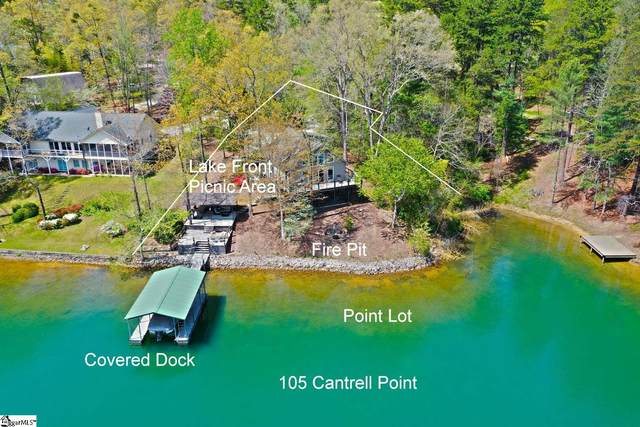105 Cantrell Point, Salem, SC 29676 (#1442305) :: The Haro Group of Keller Williams