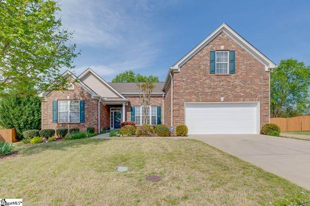115 Red Rome Court, Simpsonville, SC 29681 (MLS #1442309) :: Prime Realty