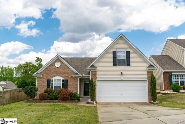 107 Circle Grove Court, Greer, SC 29650 (#1442330) :: The Toates Team