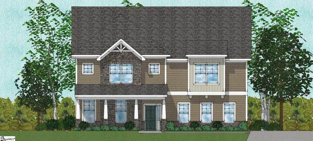 311 Valley Oak Drive Homesite121, Belton, SC 29627 (#1442354) :: The Toates Team