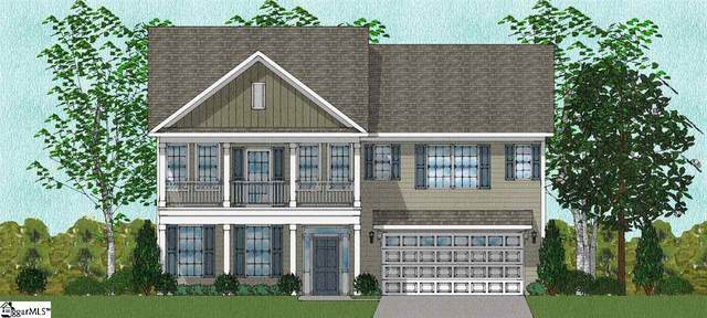 107 Crisp Cameo Court Lot 2, Greer, SC 29651 (#1442355) :: The Toates Team