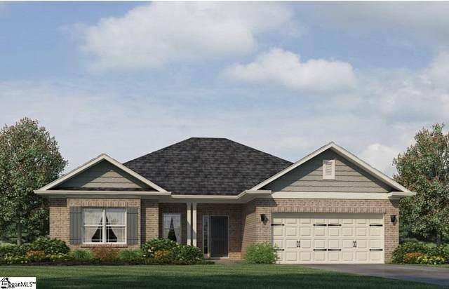 221 Bracken Woods Way Lot 119, Piedmont, SC 29673 (#1442357) :: Hamilton & Co. of Keller Williams Greenville Upstate
