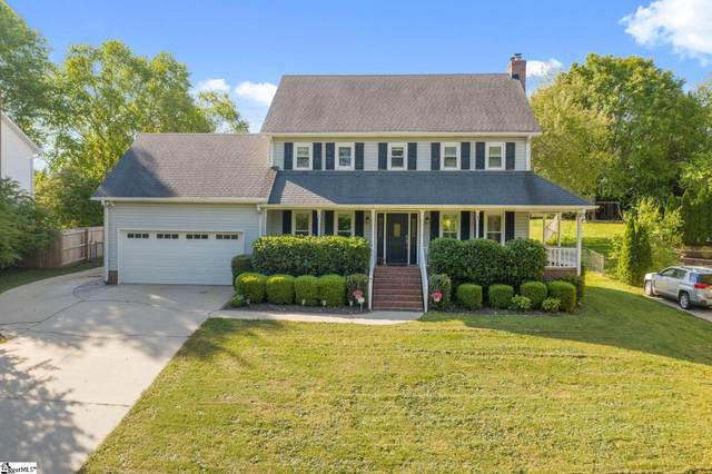 113 Hunters Woods Drive, Simpsonville, SC 29680 (#1442403) :: The Toates Team