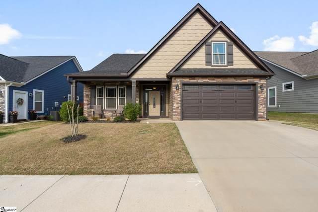 100 Marshfield Trail, Simpsonville, SC 29680 (MLS #1442407) :: Prime Realty