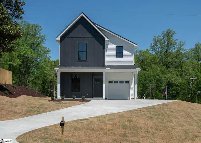 501 E Main Street, Taylors, SC 29687 (#1442411) :: Coldwell Banker Caine