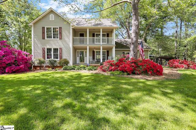 537 Cambridge Drive, Spartanburg, SC 29301 (MLS #1442412) :: Prime Realty