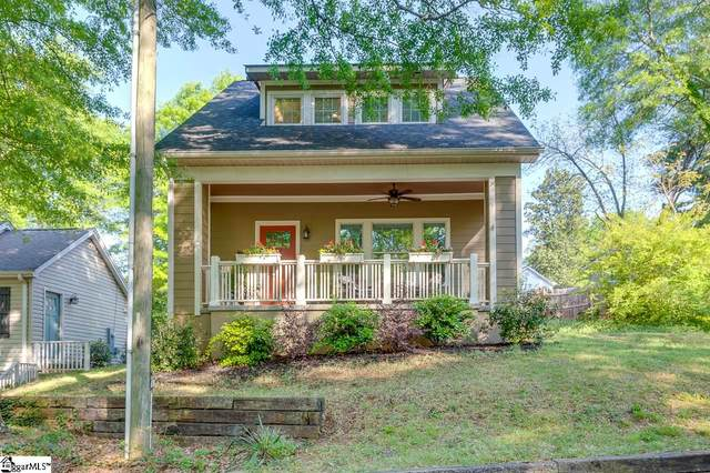 23 Hillside Circle, Greenville, SC 29607 (#1442421) :: The Toates Team