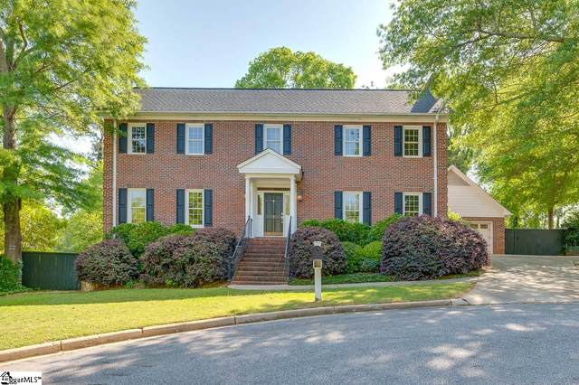 7 Burbridge Court, Greenville, SC 29605 (#1442424) :: Coldwell Banker Caine