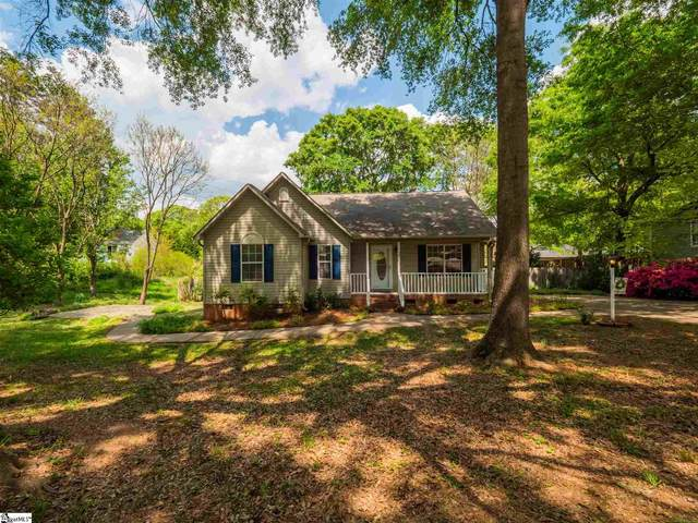 127 Loblolly Drive, Spartanburg, SC 29303 (MLS #1442436) :: Prime Realty