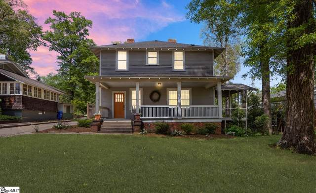 11 Poinsett Avenue, Greenville, SC 29601 (#1442440) :: The Toates Team