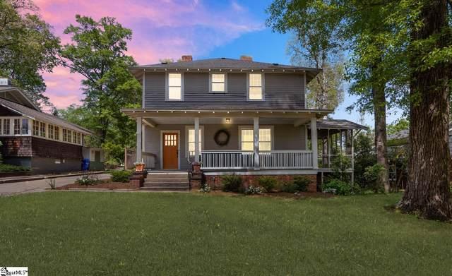 11 Poinsett Avenue, Greenville, SC 29601 (MLS #1442440) :: Prime Realty