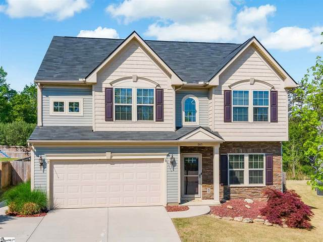 267 Chapel Hill Lane, Simpsonville, SC 29681 (MLS #1442445) :: Prime Realty