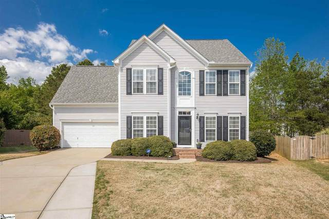 8 Moss Rose Court, Taylors, SC 29687 (MLS #1442446) :: Prime Realty