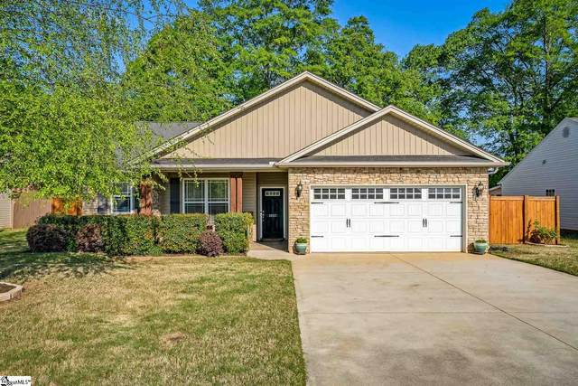 1027 Blythwood Drive, Piedmont, SC 29673 (#1442454) :: The Toates Team