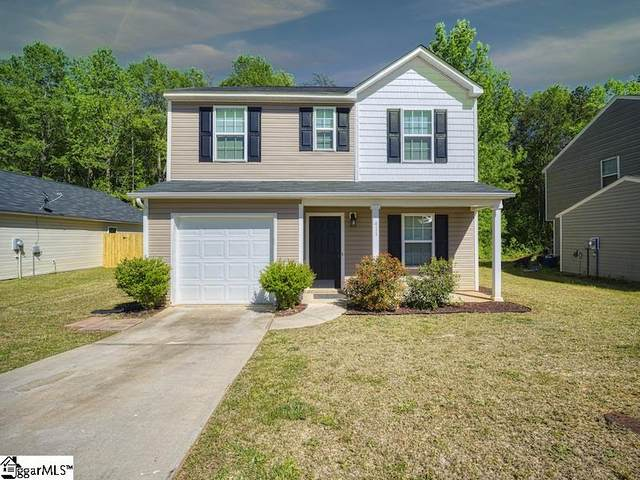 411 Promised Land Drive, Spartanburg, SC 29306 (MLS #1442455) :: Prime Realty