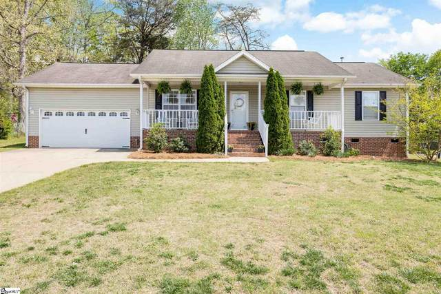 10 Luray Drive, Greenville, SC 29617 (MLS #1442464) :: Prime Realty