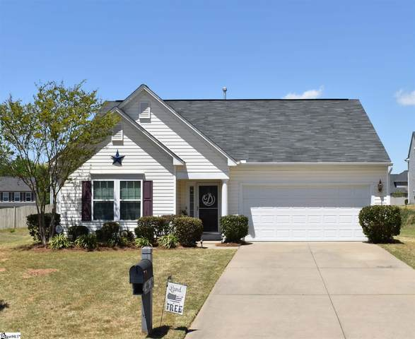 50 Pfeiffer Court, Simpsonville, SC 29681 (#1442480) :: Coldwell Banker Caine