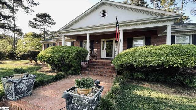 110 W Northside Drive, Greenwood, SC 29649 (#1442481) :: Hamilton & Co. of Keller Williams Greenville Upstate