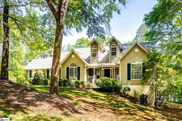 301 Woodhaven Court, Fair Play, SC 29643 (#1442487) :: The Toates Team