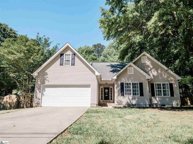 106 Sunshine Drive, Simpsonville, SC 29681 (#1442490) :: Hamilton & Co. of Keller Williams Greenville Upstate