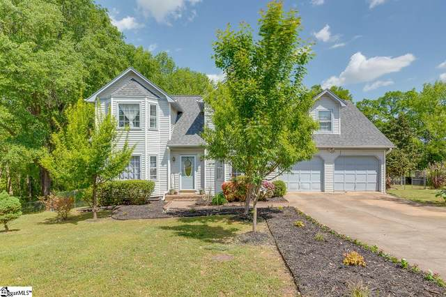 124 Northridge Road, Greer, SC 29650 (#1442491) :: Hamilton & Co. of Keller Williams Greenville Upstate