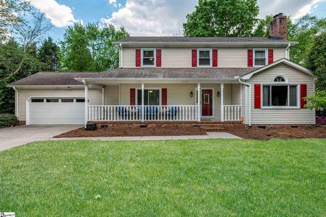107 Kincade Drive, Simpsonville, SC 29681 (#1442492) :: Coldwell Banker Caine