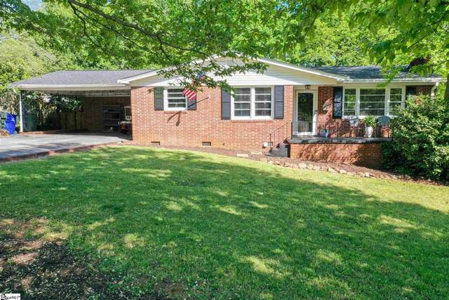 3 Nottingham Road, Greenville, SC 29607 (#1442500) :: Coldwell Banker Caine
