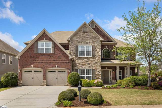 201 Abby Circle, Greenville, SC 29607 (#1442504) :: Hamilton & Co. of Keller Williams Greenville Upstate