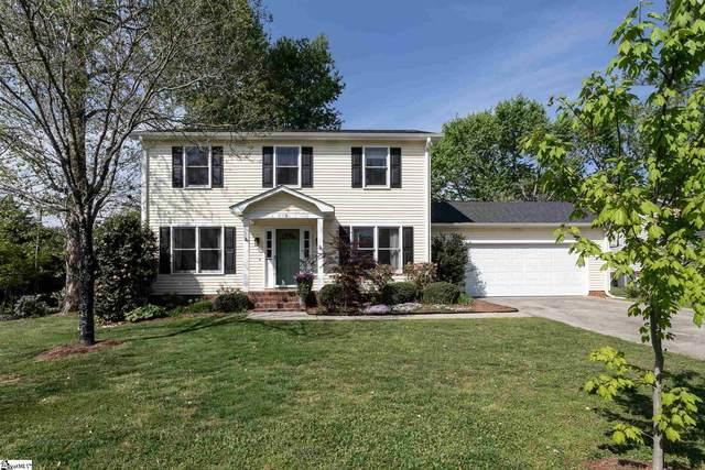 118 Ticonderoga Drive, Greer, SC 29650 (#1442519) :: DeYoung & Company