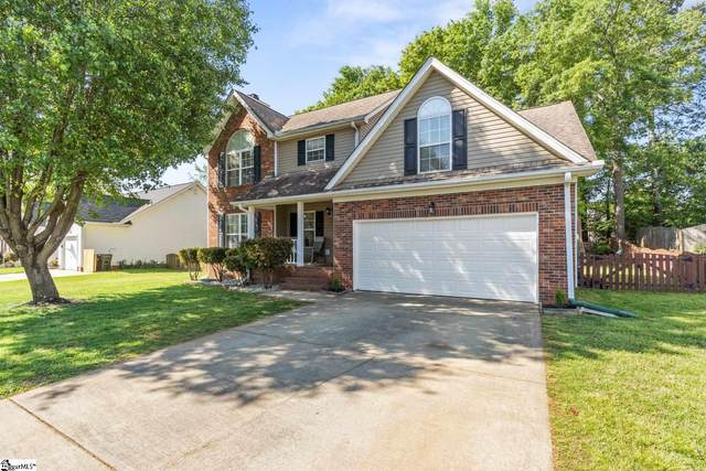 200 Windy Meadow Way Drive, Simpsonville, SC 29680 (#1442563) :: The Toates Team