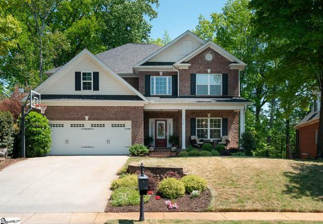 214 Asheton Lakes Way, Simpsonville, SC 29681 (#1442570) :: The Robby Brady Team