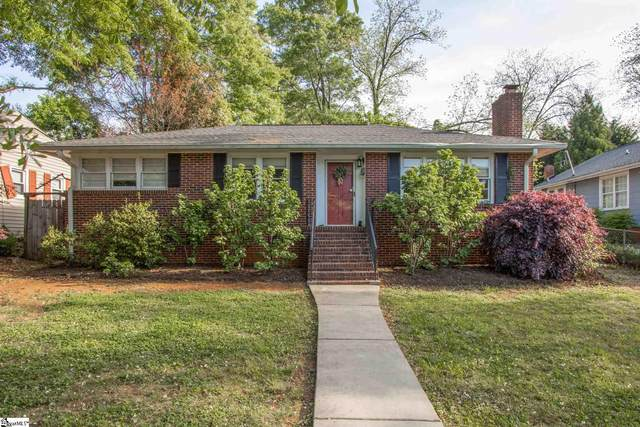 138 Buist Avenue, Greenville, SC 29609 (#1442601) :: Parker Group