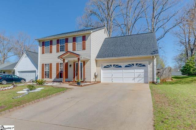 134 W Long Creek Court, Simpsonville, SC 29680 (#1442603) :: Modern
