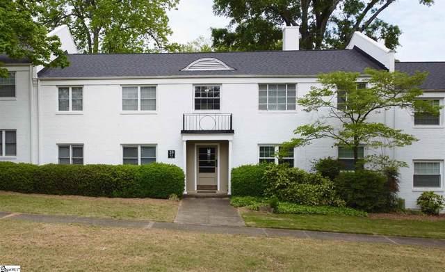 100 Lewis Drive 2-K, Unit 20K, Greenville, SC 29605 (#1442610) :: Modern