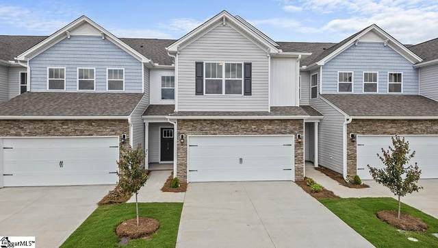 539 Yellow Fox Road, Greer, SC 29650 (#1442738) :: Parker Group