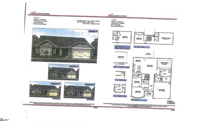 1301 Shortleaf Way Lot 135 Woods A, Duncan, SC 29334 (#1442774) :: Hamilton & Co. of Keller Williams Greenville Upstate