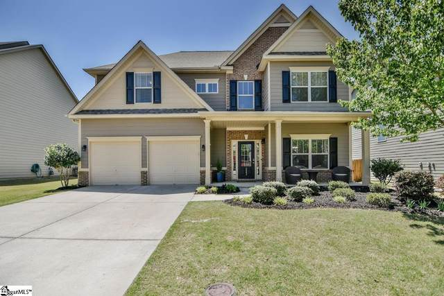323 Bridge Crossing Drive, Simpsonville, SC 29681 (#1442885) :: Hamilton & Co. of Keller Williams Greenville Upstate