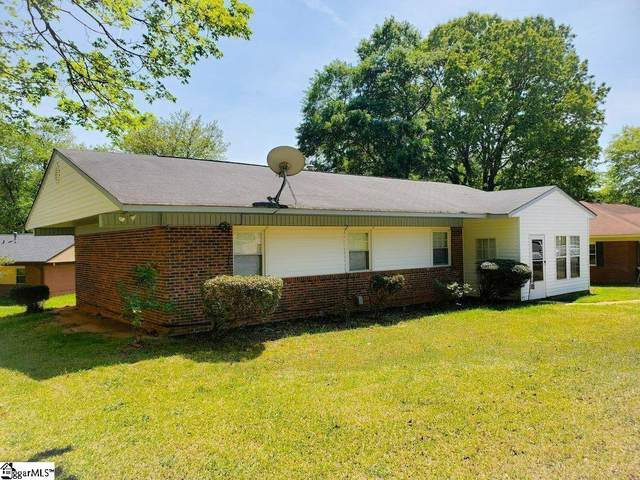 213 Fisher Avenue, Spartanburg, SC 29301 (#1442917) :: The Haro Group of Keller Williams