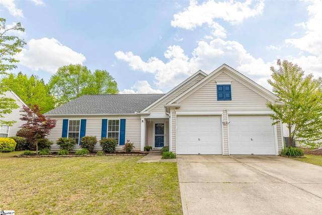 416 Woolridge Way, Greer, SC 29650 (#1442926) :: DeYoung & Company
