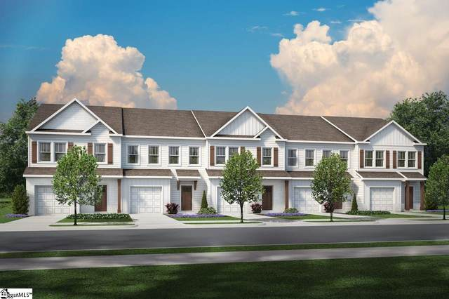 109 Grey Oak Trail Site 23, Greer, SC 29650 (#1442938) :: Realty ONE Group Freedom