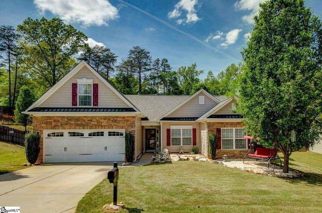 316 Blue Heron Circle, Simpsonville, SC 29680 (#1442958) :: DeYoung & Company