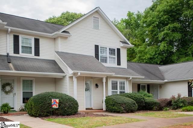 2001 Pelham Road Unit 5, Greenville, SC 29615 (#1442959) :: Hamilton & Co. of Keller Williams Greenville Upstate