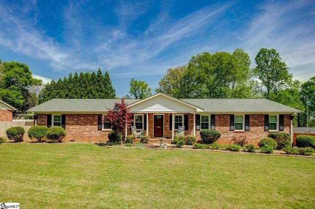311 Longview Terrace, Easley, SC 29642 (#1442984) :: Hamilton & Co. of Keller Williams Greenville Upstate