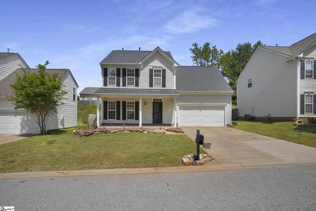 246 Highgate Circle, Greer, SC 29650 (#1443027) :: Hamilton & Co. of Keller Williams Greenville Upstate
