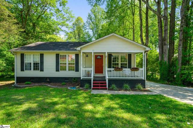 53 Cox Street, Travelers Rest, SC 29690 (#1443079) :: Hamilton & Co. of Keller Williams Greenville Upstate