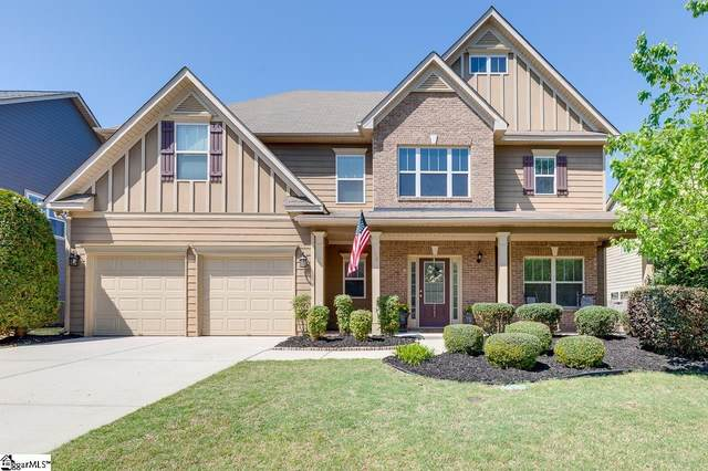 321 Strasburg Drive, Simpsonville, SC 29681 (#1443088) :: Hamilton & Co. of Keller Williams Greenville Upstate