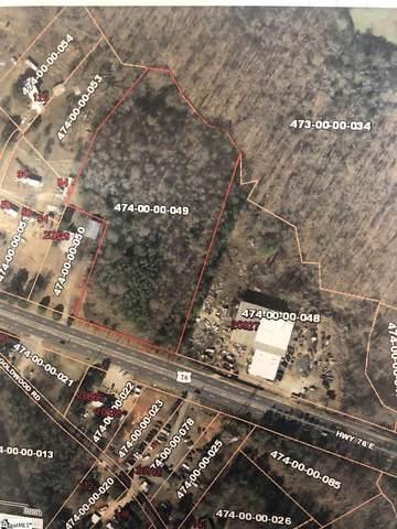 0 E Highway 76, Laurens, SC 29360 (#1443112) :: Hamilton & Co. of Keller Williams Greenville Upstate